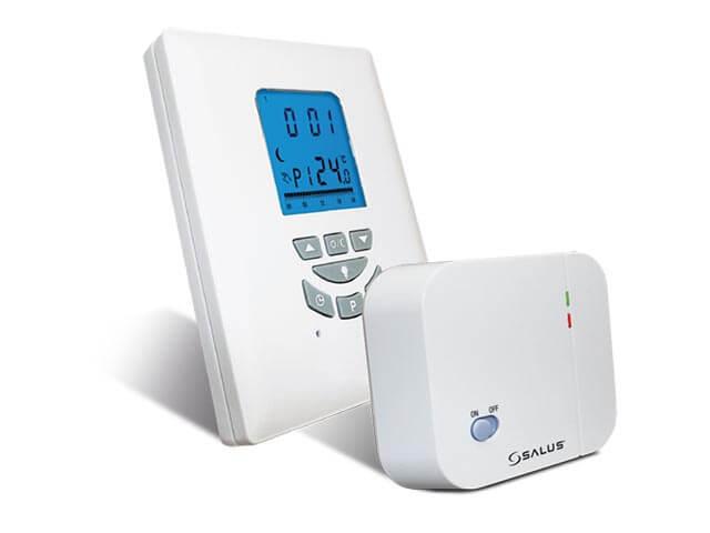 SALUS T105RF - Bezdrátový programovatelný termostat