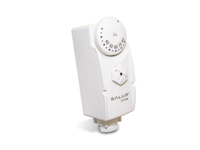 SALUS AT 10 - Příložný termostat